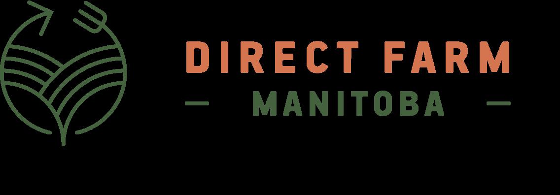 Direct Farm Manitoba logo