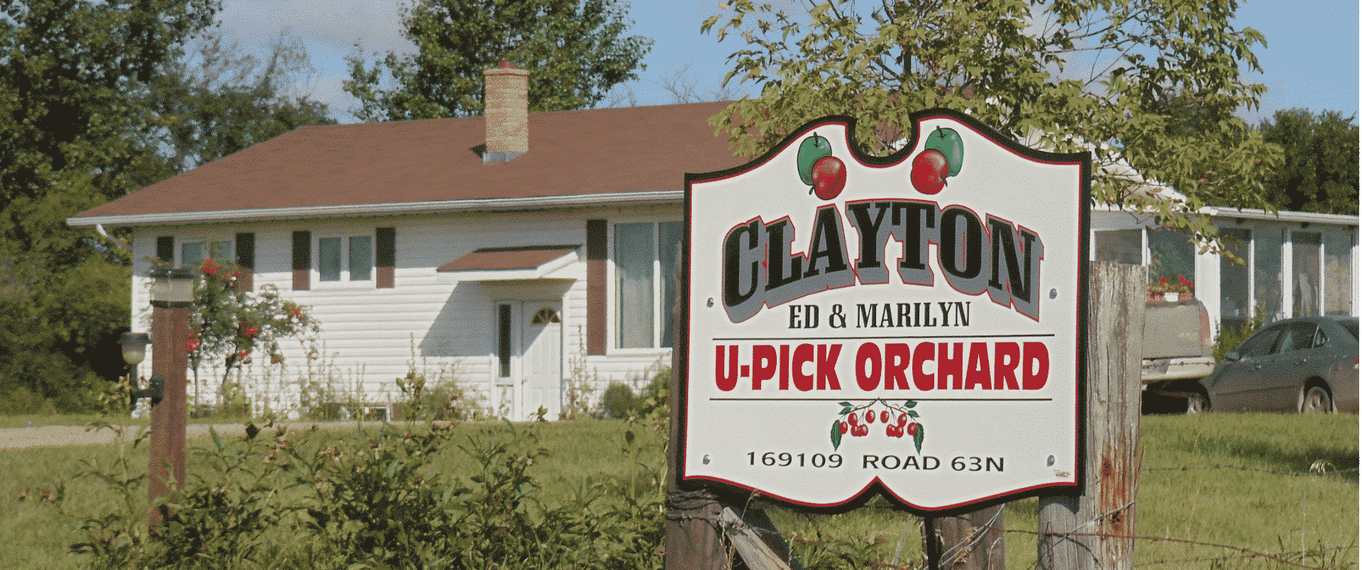 Clayton U-Pick Orchard