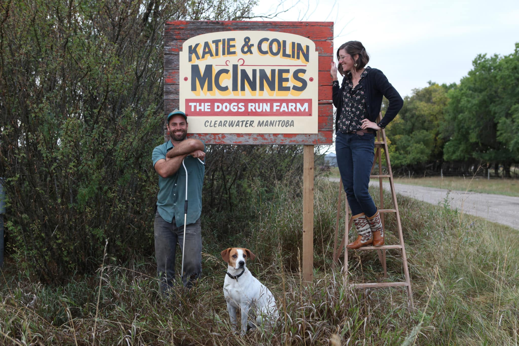 The Dogs Run Farm