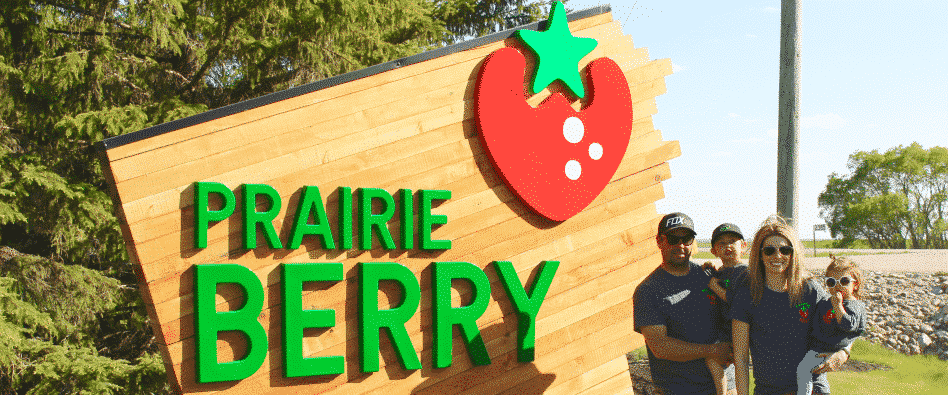 Prairie Berry