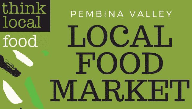 Pembina Valley Local Food Market