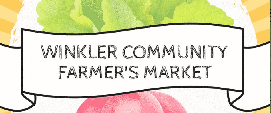 Winkler Farmers' Market